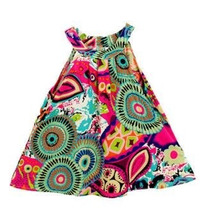 Vestido Ligero Para Nena Talla 8