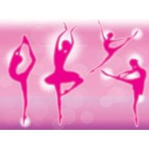 Painel Para Festa Infantil,banner Decorar Bailarina