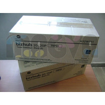 Konica Bizhub 20/20p A32w011 Toner Original Minolta Nuevo