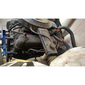 Motor Ford 8 Cilindros 5.0 Litros Completo Carburado