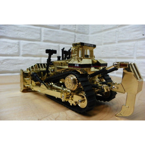 Norscot Bulldozer Caterpillar Edición 75 Aniversario Gold