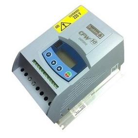 Cfw10-2,0cv-220v Inversor De Frequência Weg Monofásico