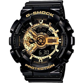 Relógio Casio G-shock Ga-110gb-1adr Analógico/digital
