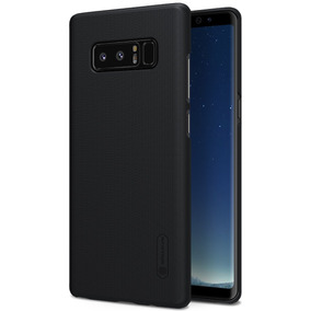 Funda Samsung Note 8 Nillkin Frosted Shield + Mica Plástico