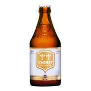 Cerveja Chimay Triple Ale White Trapista Belga 330 Ml