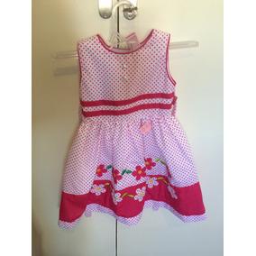 Vestido Nena 2 Años Importado