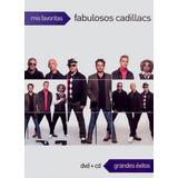 Fabulosos Cadillacs - Mis Favoritas (cd+dvd) Ska Reggae Rock