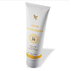 Aloe Sunscreen Forever - Protetor Solar 118ml Aloe Vera