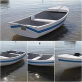 Bote Canoa De Fibra De Vidro - 0 Km Fabricação Própria