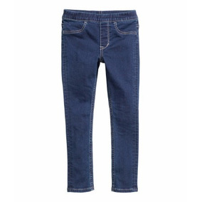 Pantalón Jeans Elastizado Hym Nuevos Jeggins