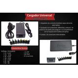 Eliminador Universal Con 9 Puntas, 8 Voltajes