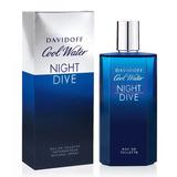 Perfume Cool Water Night Men Edt 75ml Original Fiorani