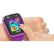 Reloj Smartwatch Vtech Camara Video Niñas Kidizoom Dx2 Rosa