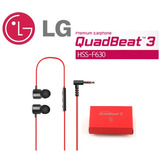 Audifonos Manos Libres Lg Quadbeat 3 Lg G6 / G5 / G4 - Le630
