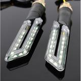 Luz Led Direccional Cuadrada Flexible X 1 Par