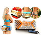 Cinta Vibra Tone Eliminar Gordura Localizada Celulite Oferta