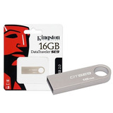 Pendrive Kingston Se9 16gb Se9 Metalico 100% Original !!!!!!