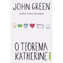 Livro - O Teorema Katherine - John Green - Lacrado