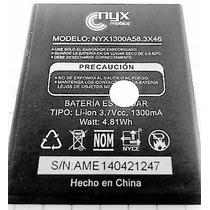 Bateria Nyx Noba 2 Nyx1300a58.3x46 1300mah Envío Gratis