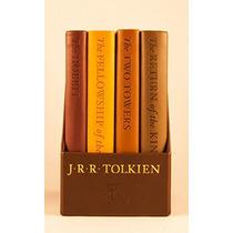 Libros De The Hobbit & The Lord Of The Rings Edicion De Lujo