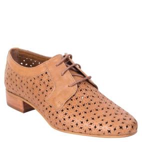 Zapato Melnikov Mingo Mujer Camel - 4048