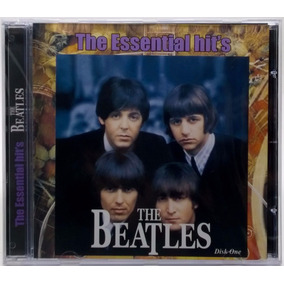 Cd The Beatles The Essential Hits Disk One 2010 Lacrado