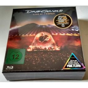 David Gilmour-live At Pompeii-deluxe Box 2 Cd+2 Bluray Box