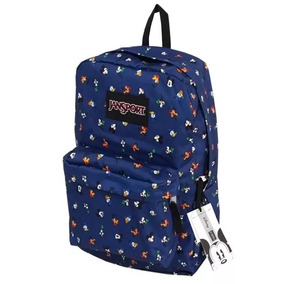 Mochila Jansport- Disney Gang Dot - Giro Didactico