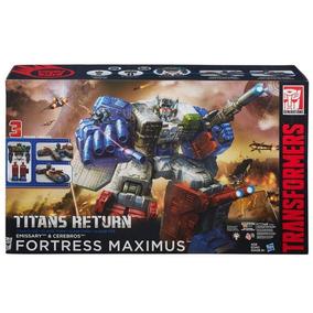 B6118 Transformers Generations Fortress Maximus