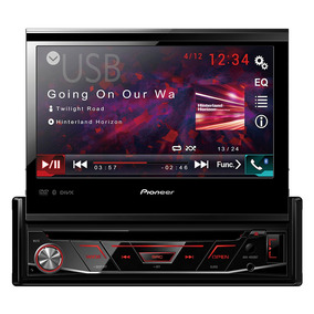 Radio Auto Pioneer Avh-x4850bt Pantalla 7,0 Bluetooth Video
