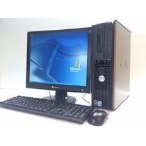 Computadoras Dell Dual Core 80gb Lcd 17 Remato!
