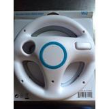Volante Deluxe Edition Nintendo Wii Consola Wheel Mario Kart