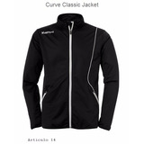 Campera Kempa Curve Classic Jacket