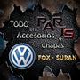 Panel De Puerta Delantero 03/16 Fox / Suran Y Mas....