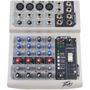 Consola Peavey Pv6 6 Entradas Mixer Estudio Vivo Sonido
