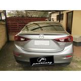 Alerón Pintado Mazda 3 Año 2014 En Adelante (tipo Lip)
