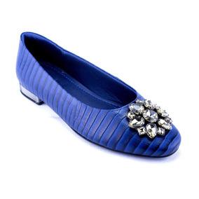 Sapatilha Usaflex Azul By Vértice