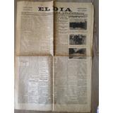 Valparaíso Diario El Dia 1912