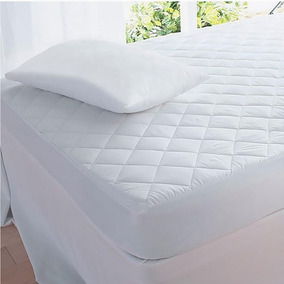 Cubre Colchón Sealy King Size Protector Impermeable Dry Pad