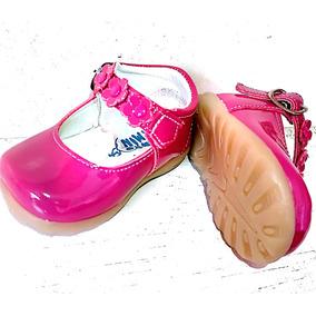 Zapatos, Zapatitos De Charol Rosa Para Niña Y Bebé