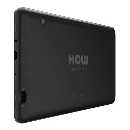 "Tablet How HT-704 7"" 8GB preto com memória RAM 512MB"
