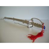 Espada Decorativa Empunhadura De Sabre 87 Cms. Frete Grátis