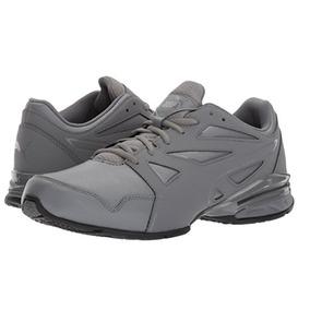 Tenis Puma Tazon Modern Fracture Sneaker Color Gris N. 27
