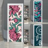 Vinilos Decorativos Para Puertas! Diseños Originales!