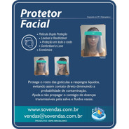 Protetor Facial - Face Shield