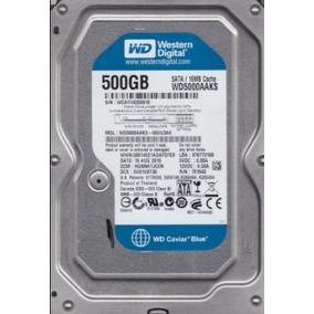 Disco Duro 3.5 Western Digital 500 Gb Blue Mod. Wmasy6215392