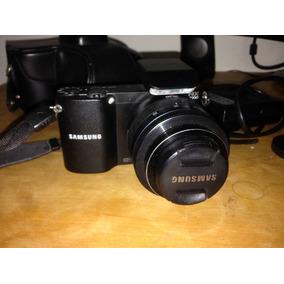 Câmera Smart Sansung Nx1000 + Lente 20-50mm