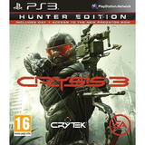 Crysis 3 - Hunter Edition (ps3) De Electronic Arts