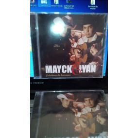 Cd Mayck E Lyan* Coletânea De Sucessos