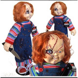 Chucky Muñeco Gigante! 65cm Original. Stock Disponible.